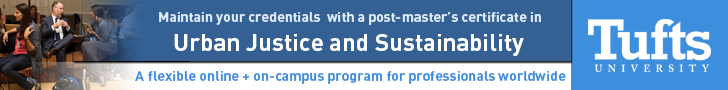 Tufts University GSAS UEP Banner Ad