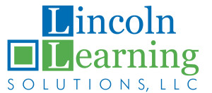 Lincoln Learning Solutions Logo Design