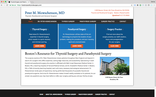 Boston Parathyroid Surgery