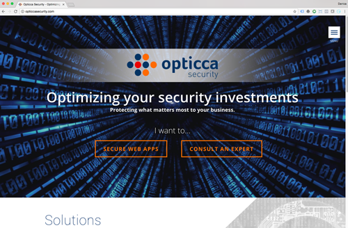 Opticca Security
