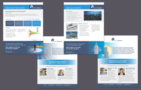 Case Study Template Design and Layout