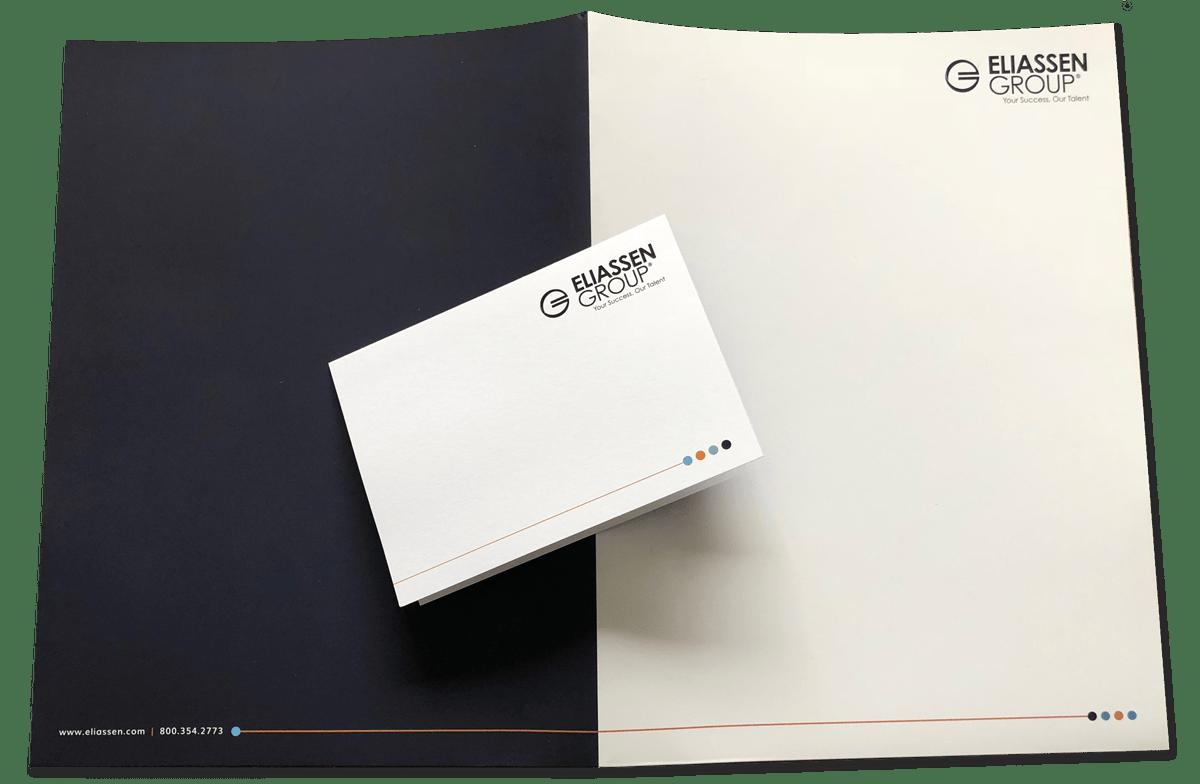 Branded Marketing Folder